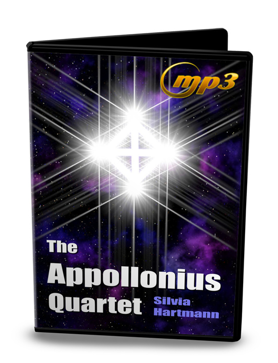 The Appollonius Quartet: Improve Psychic Skills, Paranormal Abilities with Energy Hypnosis
