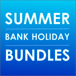 Summer Bank Holiday Bundles - Save 50%