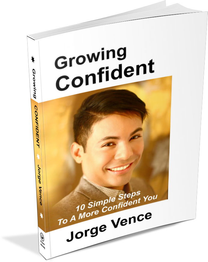 Growing Confident by Jorge Vence
