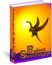 The Book That Writes ALL Books ... Silvia Hartmann's Project Sanctuary