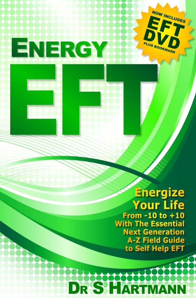 Energy EFT by Silvia Hartmann already DragonRising Best-Seller!