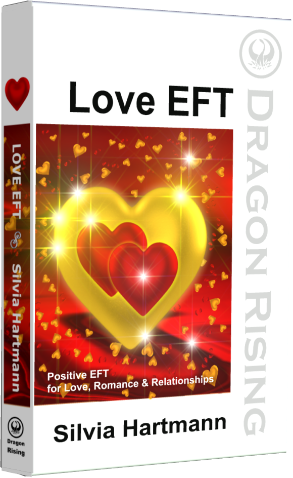 New Book Launch Love EFT By Silvia Hartmann